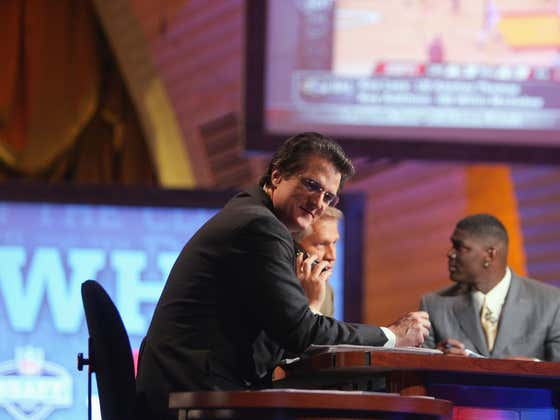 Mel Kiper Jr.'s Thoughts On When Christmas Season Officially Begins
