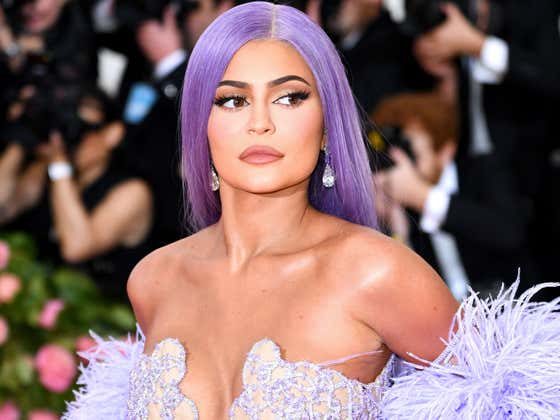 Congratulations To Kylie Jenner On Becoming One Of Only Four People In The WORLD With 200 Million Instagram Followers