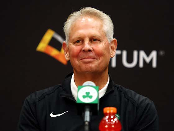 Danny Ainge Finally Broke His Silence And Covered Everything From Gordon Hayward To Kemba Walker's Knee