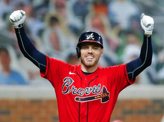 Freddie Freeman (MVFree) Is Your 2020 National League Most Valuable Player