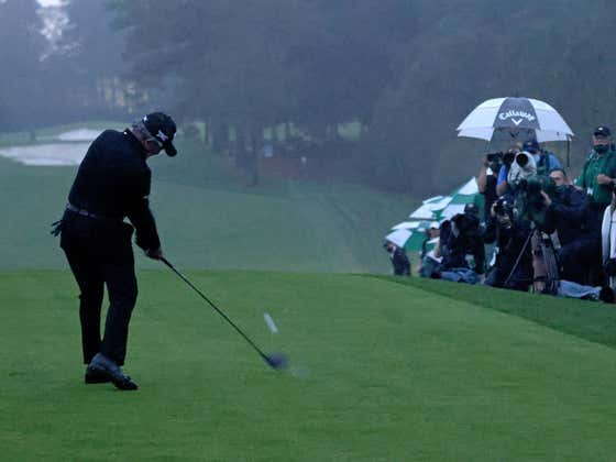 Gary Player's Action At Age 85 Is So Ridiculously Smooth