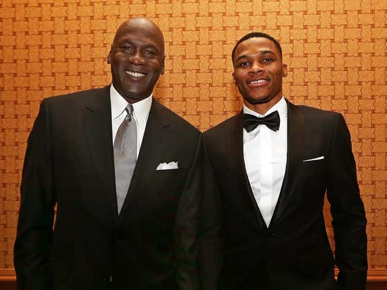 Michael Jordan Could Potentially Be The One To Get Russell Westbrook Out Of Houston