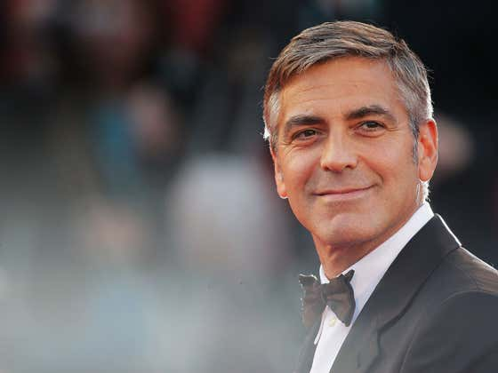 George Clooney Tells The Awesome Story Of When He Gave Each Of His 14 Best Friends a Million Dollars In Cash To Repay Them For Always Being There For Him