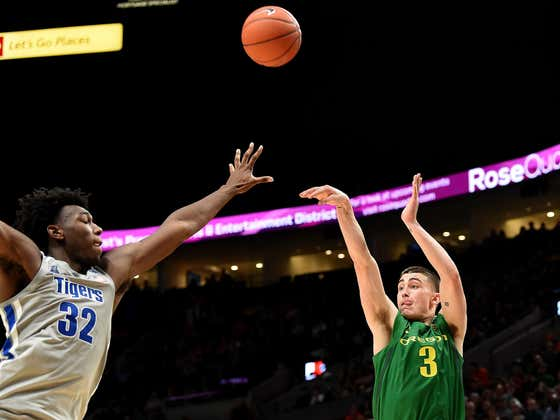 The Celtics Bring In Even More Shooting By Adding Payton Pritchard From Oregon