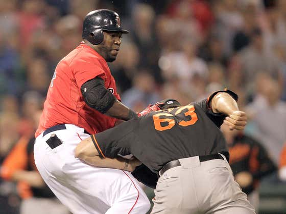Wake Up With A Heavyweight Bout Featuring Kevin Gregg And David Ortiz