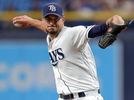 Charlie Morton Is Coming to Atlanta and the Braves' Rotation Is Going to Be Salty