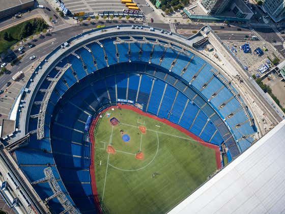 It Sounds Like The Blue Jays Want To Blow Up The Rogers Centre For A Brand Spanking New Ballpark