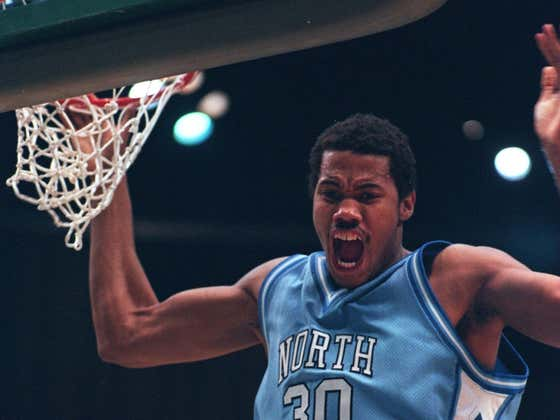 Of Course Rasheed Wallace Just Straight Up Missed A Flight To Hawaii For The Maui Invitational When He Was At UNC