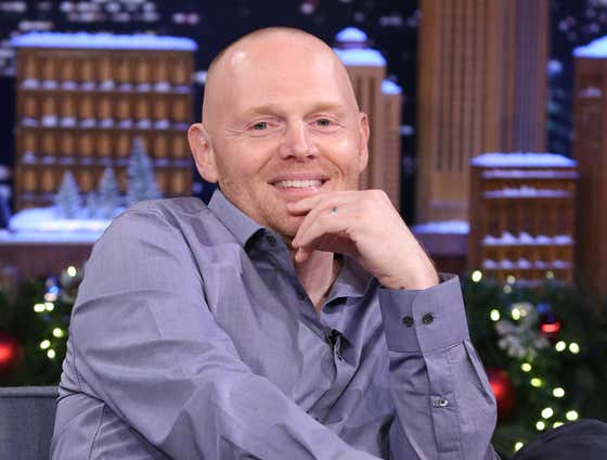 Wake Up With Bill Burr Bitching About Christmas And Fast Food