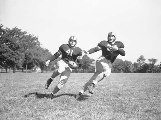 On This Date in Sports December 1, 1945: Army-Navy for the Nation