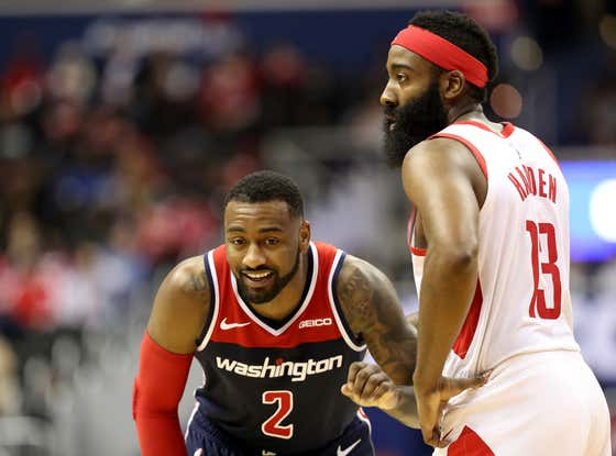 Apparently Adding John Wall Hasn't Changed James Harden's Mind One Bit And He Still Wants Out Of Houston
