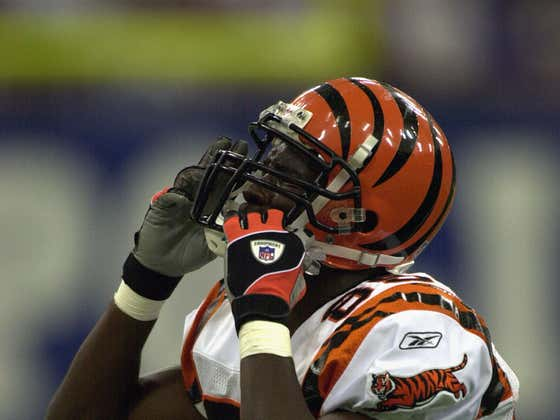 Jon Kitna Told A Story About How A Dropped Pass Made Chad Johnson Go From Good To Great