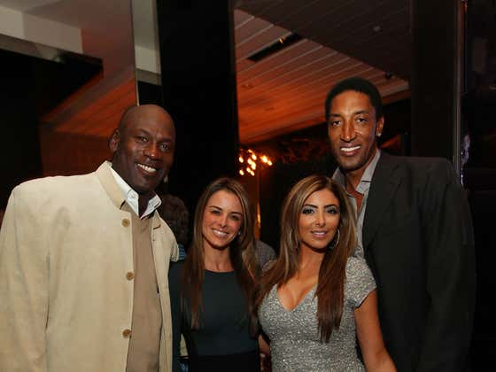 No Kidding Scottie Pippen 'Wasn't Too Pleased' With His Partner, Who The Hell Could Blame Him?