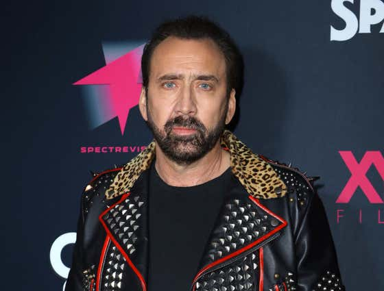 The Trailer Nicolas Cage Made For His New Show On Netflix Is So Bad That It's Actually Somehow Good