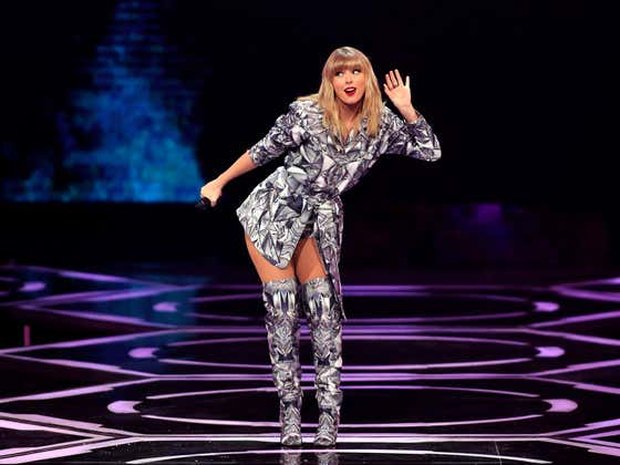 """A Utah Park Called """"Evermore"""" Is Trying To Sue Queen Taylor Swift"""