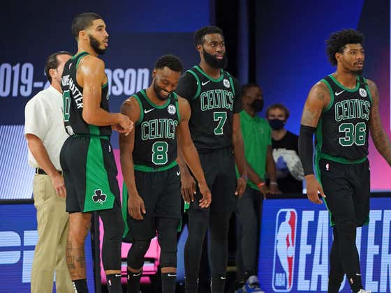 The Day Celtics Fans Have Been Waiting For All Season Has Finally Arrived