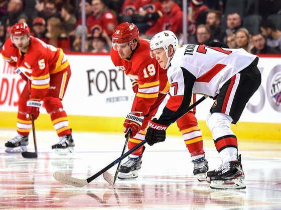 Matthew And Brady Need To Tkachuk Some Knucks At Least Once This Year As They Are Now Division Rivals