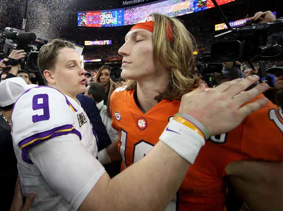 PFF Asked The Question All Of Us Were Afraid To Ask: If The Bengals Had Gotten The No. 1 Pick, Should They Draft Trevor Lawrence?