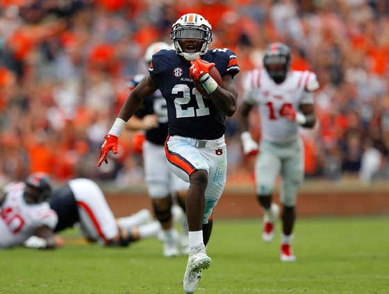 Kerryon Johnson Says He'll Be Auburn's Next Head Coach With Just One Catch