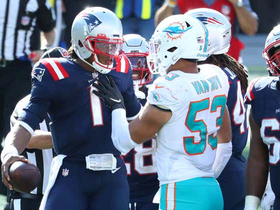 Kyle Van Noy Took Some Shots at the Patriots and I Actually Kind of Like It