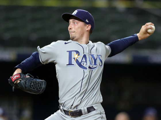 The San Diego Padres Threw A Prospect Haul At The Tampa Bay Rays To Acquire Blake Snell Out Of Nowhere