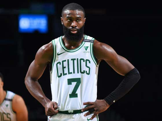 Jaylen Brown Had The Best Performance Of His Career As The Celtics Manhandled The Grizzlies