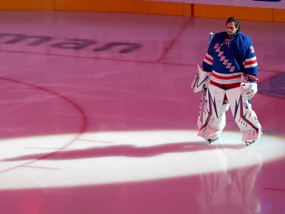 In A Loaded Division With Throwback Qualification Rules, Do The Rangers Have Playoff Hopes?