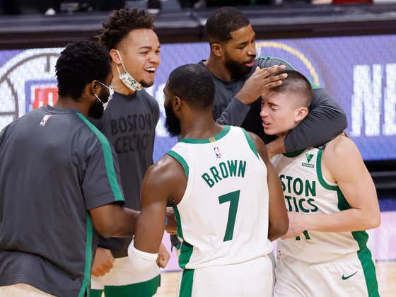 Payton Pritchard Might Be The New King Of Miami As The Celtics Continue To Roll