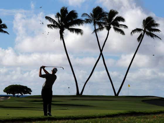 The Hawaii Swing Continues With The Sony Open At Waialae Country Club