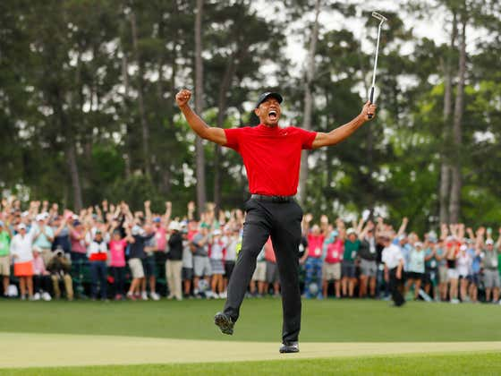 Tiger Woods Will Win Again And You All Know It