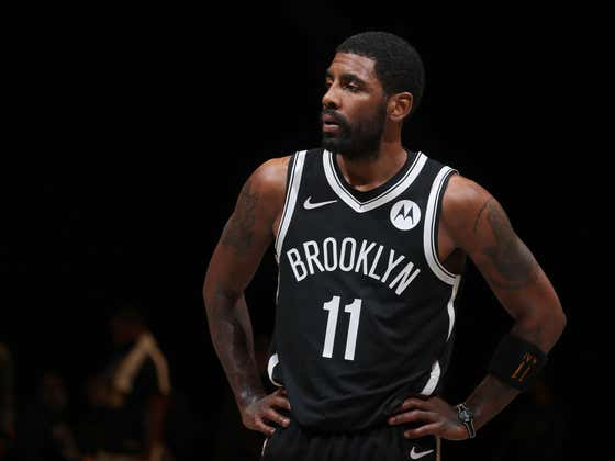 The NBA Is Officially Investigating Kyrie Irving For Partying While Away From The Nets