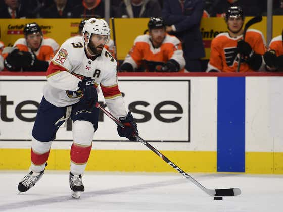 The Florida Panthers Are A Joke, Need To Free Keith Yandle Immediately