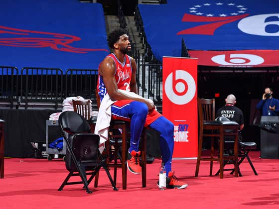 Joel Embiid Becomes The First Player-Coach In The NBA Since The '70s