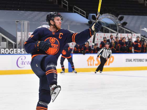 Connor McDavid Proves The Report About Aliens Already Making Contact On Earth To Be True