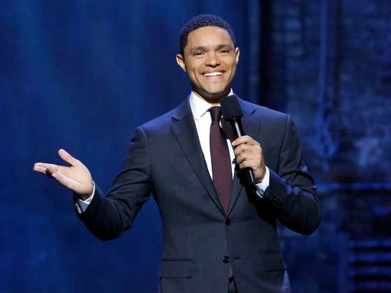 I Can't Believe How Rich Trevor Noah Is AND HE'S BANGING MINKA KELLY TOO?????????
