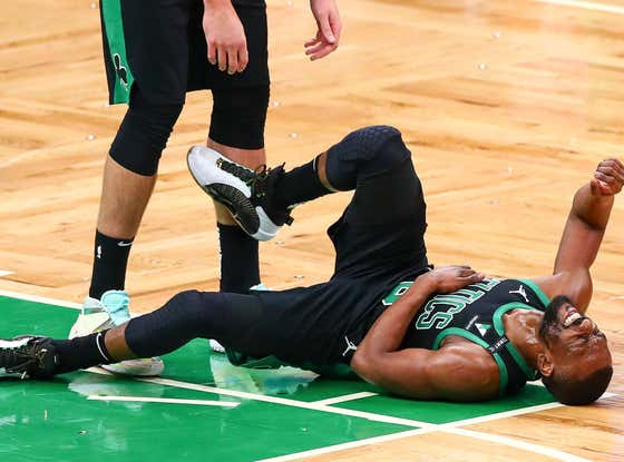 The Celtics Served Up A Gigantic Shit Sandwich In What Was An Extremely Embarrassing Loss To The Knicks