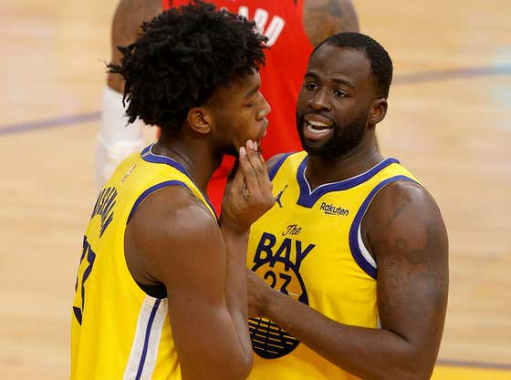 NBA Admits It Made A Mistake Ejecting Draymond Green For Yelling At His Teammate