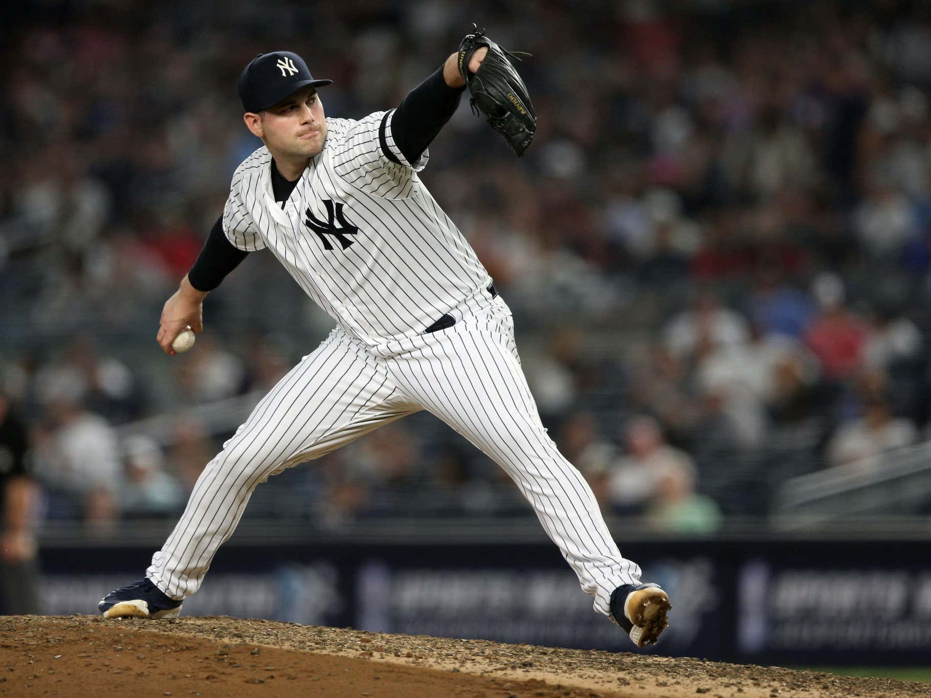 Yankees Pull Off a Stunner And Ship Adam Ottavino To The Red Sox - Another Move Is Coming