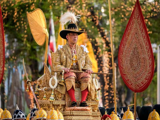 Power Moves Only: The King Of Thailand Made His Top Mistress The Second Queen For Her Birthday Gift