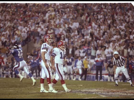 On This Date in Sports January 27, 1991: Wide Right