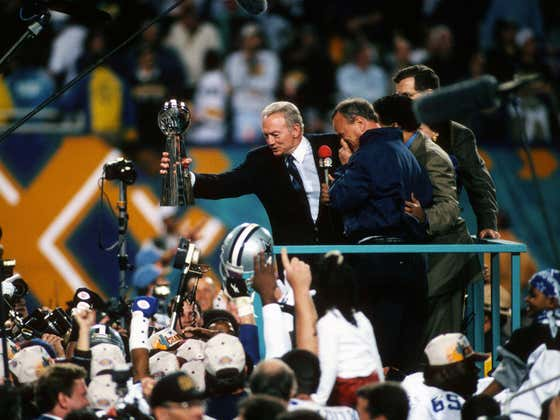 On This Date in Sports January 28, 1996: Three in Four