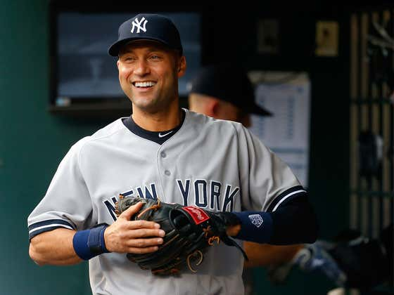 There's a 6-Part Derek Jeter Documentary From The Producers of 'The Last Dance' Coming Out Next Year