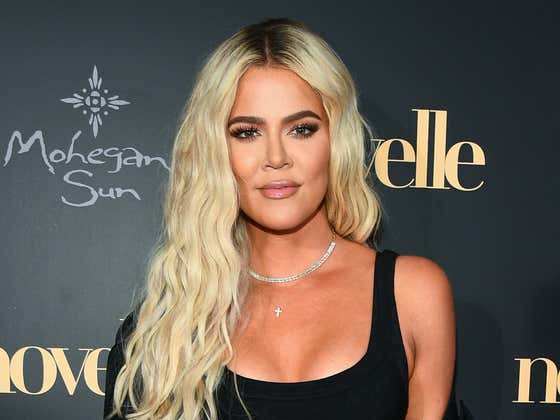 The Kardashian's Are Trying To Scrub An Unedited Photo Of Khloe Kardashian From The Internet Because It's Fucking Up The Family Business