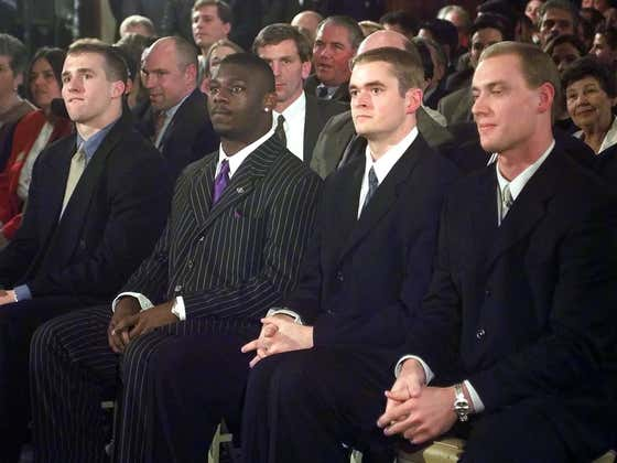 New Tennessee Coach Josh Heupel Just Fired the Only Person to Finish Above Him in the 2000 Heisman Voting