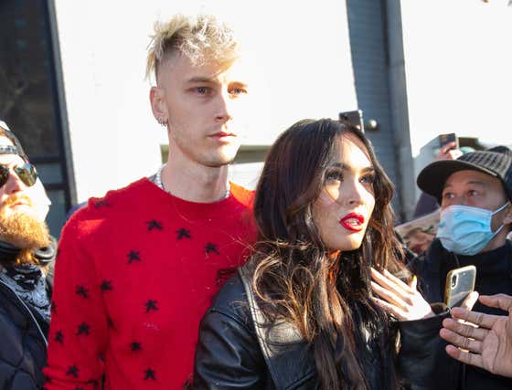 """Megan Fox Gave Us All the Big """"Fuck You"""" in Response to MGK Engagement Rumors"""