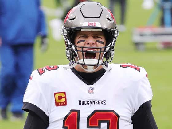 Tom Brady Owns The Falcons