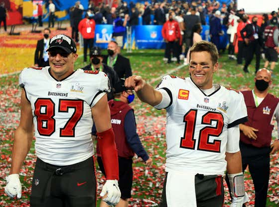The Super Bowl Champs Are Going For Two