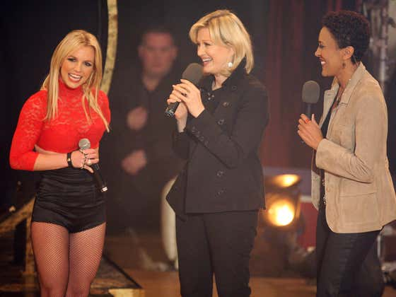 Diane Sawyer Shouldn't Be Allowed To Be A Journalist Anymore After The Way She Treated Britney Spears