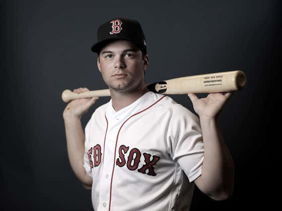 The Red Sox Just Traded Andrew Benintendi To The Kansas City Royals