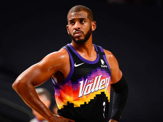 The Return Of Point Gawd Chris Paul Has Been So Much Fun To Watch